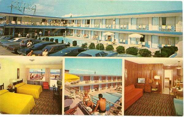 Head Down To The Jersey Shore And Back In Time To Wildwood Of The 1970s And 8